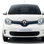 Megérkezett a tisztán elektromos Renault Twingo