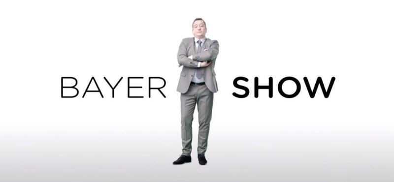 Elindult a Bayer Show, és Csipkezsoltika végre valódi közönséget kapott