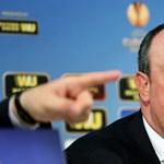 Real Madrid: Marad a betliző Benítez