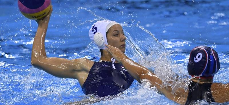 A lányoknak sem jött össze a döntő! Magyarország-Egyesült Államok 10-14