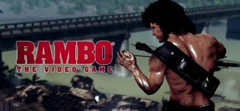 Itt az új Rambo videójáték bemutatója