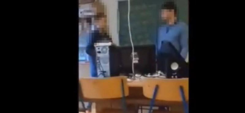 Nagykátai tanárfenyegetés: eljárás indult négy diák ellen