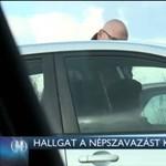 Polgárőröket hívott az RTL stábjához a herceghalmi polgármester