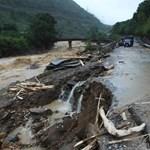 Az évszázad monszunáradása Indiában – több száz halott