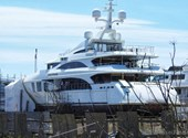 A new, larger vessel will replace Lady El Sayed, NER's favorite yacht