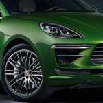 Itt az új Porsche Macan Turbo: kompakt divatterepjáró 440 lóerővel