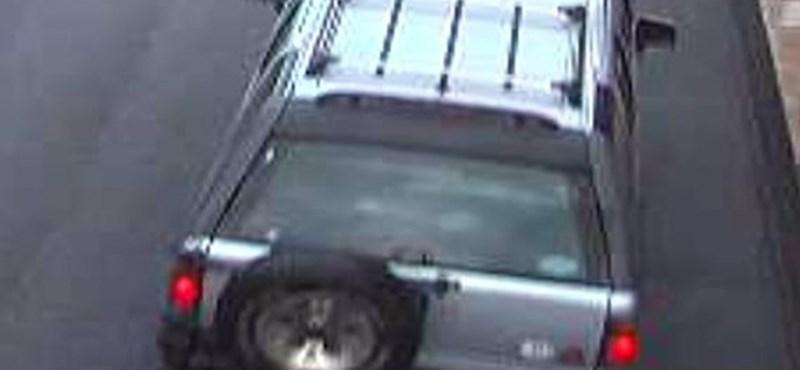 Csigolyáját törte a villamos utasa, fotó készült a felelősről