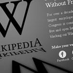 Pánikot okozott a Wikipedia elsötétítése?