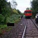Halálos vonatgázolás történt Monornál