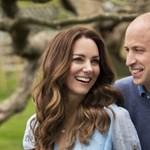 Vilmos herceg és Katalin hercegné új képekkel ünnepeli a házassági évfordulóját