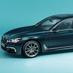 Pazar limitált szériával ünnepel a 40 esztendős 7-es BMW