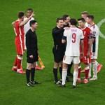 Magyarország-Lengyelország 3-3