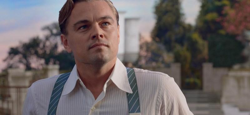 DiCaprio nem lesz Steve Jobs, inkább szünetelteti a színészkedést