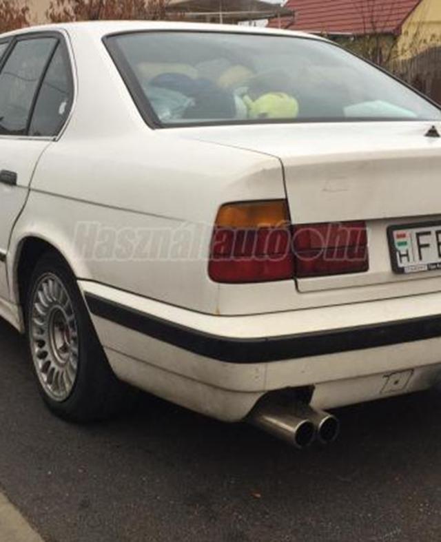 Autó  3 levél nyugtató a régi debreceni BMW mellé  Ez eddig az év ... d3a13f94f7