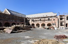 Teljesen felújítják II. Rákóczi Ferenc szülőházát