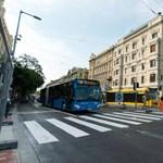 Baleset és esővíz bénítja a budapesti villamosokat