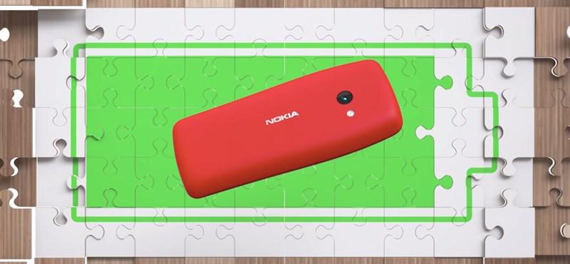 13 ezer forintért jön olyan Nokia telefon, amin netezni és facebookozni is lehet