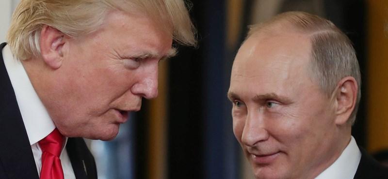 Maga Putyin rendelte el a beavatkozást az amerikai választásokba