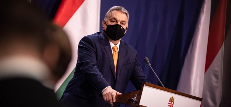 Váratlanul Varsóba repült Orbán Viktor