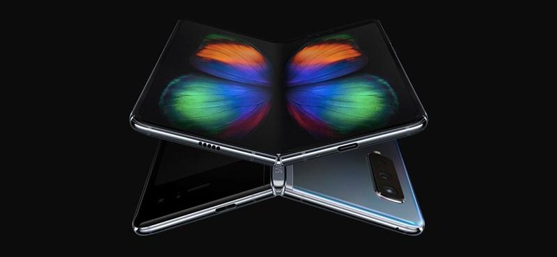 Árulkodó videó került ki a Samsung összehajtható telefonjáról