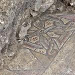 1600 éves bizánci templom maradványaira bukkantak a lakók a házuk alatt Izraelben
