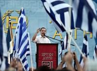 Elrendelték a neonáci Arany Hajnal elítélt tagjainak letartóztatását Görögországban