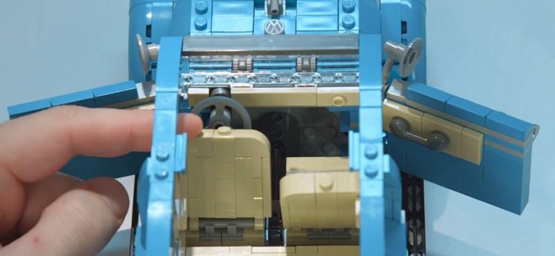Ha a Lego Porsche tetszett, ezt imádni fogja