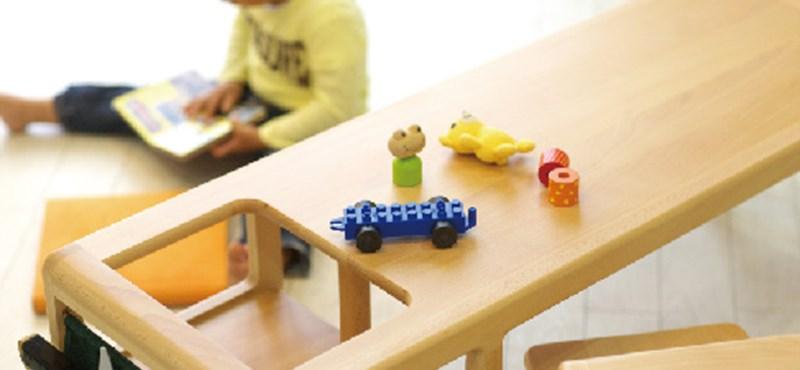 Egy gyerekbútor, amit nem kell lecserélni, ha kinő a gyerek!