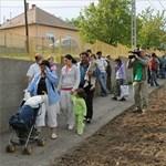 Atrocitás történt Gyöngyöspatán, a sérültet mentő vitte el