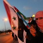Könygázzal és botokkal támadtak a szíriai tüntetőkre