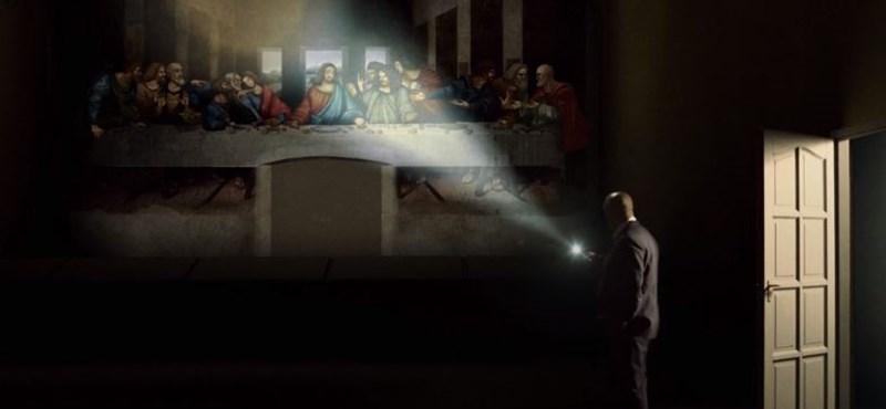 Megelevenednek Leonardo alakjai – vasárnap láthatjuk Oscar-díjas rendezőnk Az utolsó vacsoráját