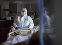 Ismét 800 felett a fertőzöttek száma, 8-an meghaltak