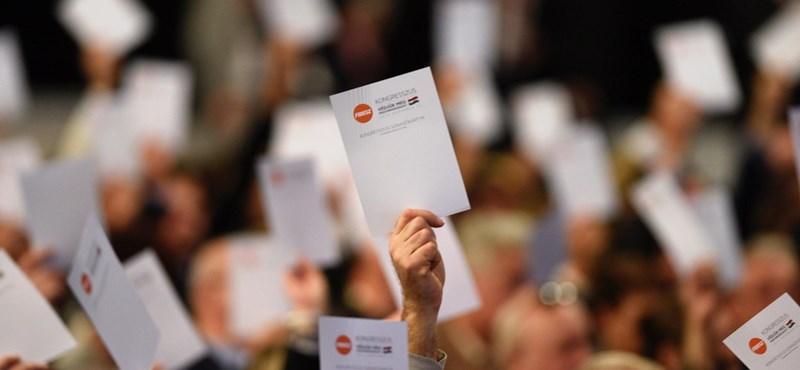 Az ismeretlen Fidesz-jelölt is nyerésre áll a belvárosban