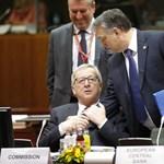 Juncker: Orbán le akart győzni, de nem sikerült