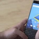 Tovább erőlteti a gyártó: újabb androidos BlackBerryk érkeznek