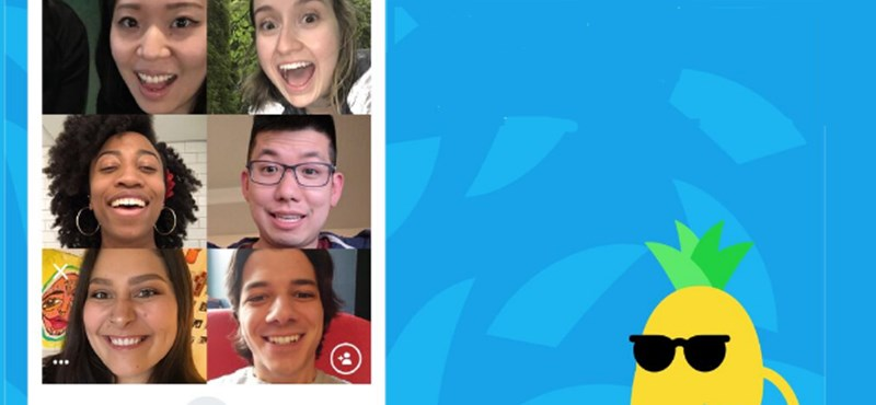 Érdekes app: videochatelhet a barátaival, többel is egyszerre