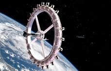 Pár év múlva gyűrű formájú hotel nyílhat az űrben