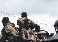 Az etióp hadsereg elfoglalta a lázadó tartomány székhelyét