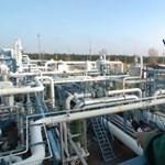 Jó sok földgázt tároltatnak idén, és ez jól jön egy állami cégnek