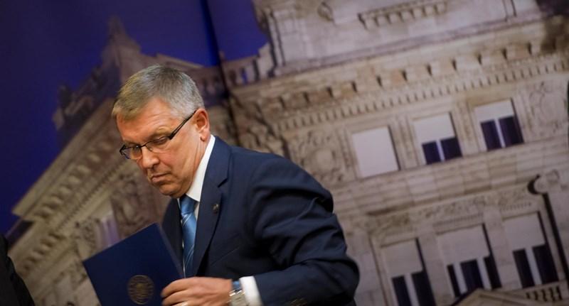 Oda Matolcsy György álma, már a jegybank sem hisz abban, hogy gyorsan véget ér a válság