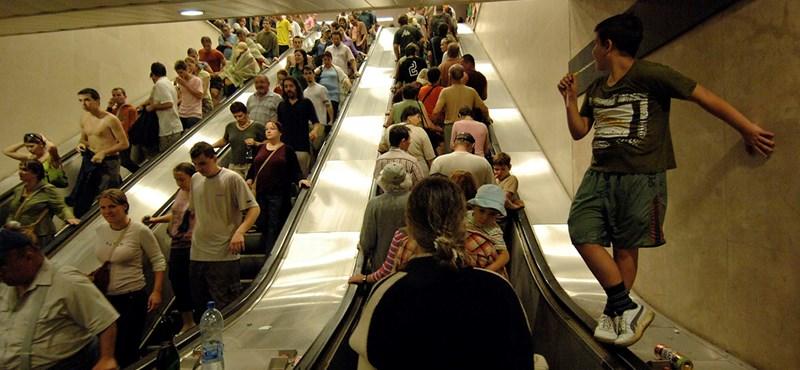 A BKV is beismerte: csúszhat a metrófelújítás