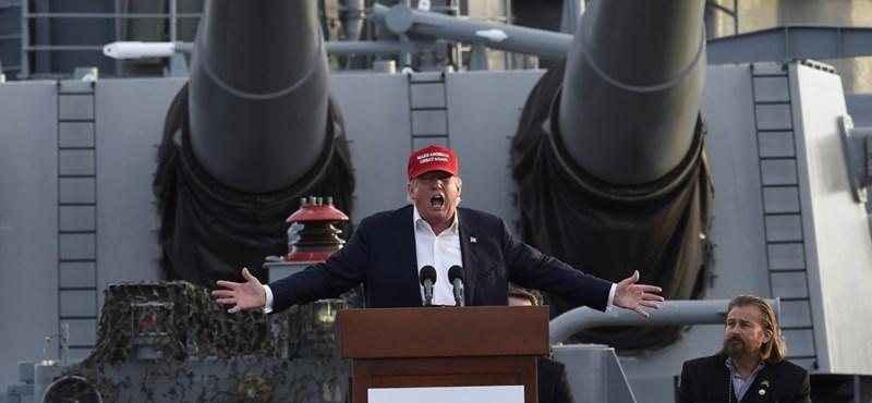 Donald Trump nyolcszoros nagyapa lett