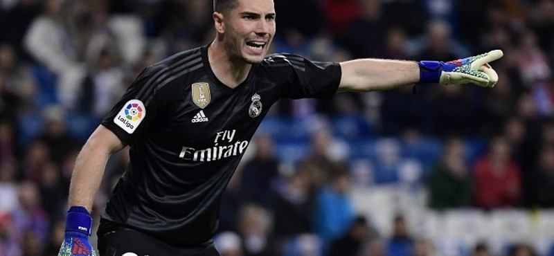 """Zidane's son started at the Madrid gate, taking three minutes. Then return """"width ="""" 800 """"tall ="""" 370"""