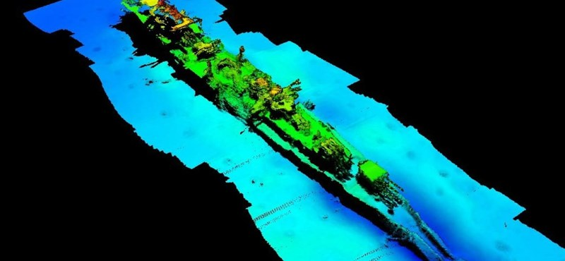 Egy 80 éve elsüllyedt náci hadihajó roncsait találták meg Norvégia partjainál