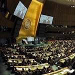 Obama az ENSZ-közgyűlésen is kiállt a melegek mellett