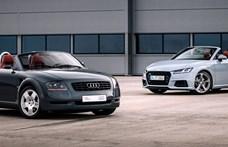 Hivatalos: Hamarosan vége a győri Audi TT gyártásának