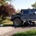 15 év fegyház a hummeres rendőrgázolónak