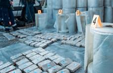 730 kiló – ez volt az utóbbi évtizedek legnagyobb heroinfogása Magyarországon