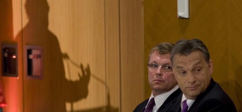 Matolcsy: Magyarország az első csatát már megnyerte