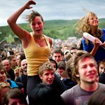 A Volt Fesztivál csütörtökön - Nagyítás-fotógaléria